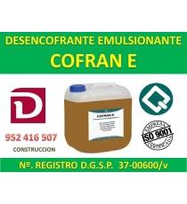 COFRAN E  60 LTS.