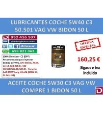 5W40 C3 505.01 50 L