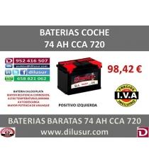 BATERIA 74 AH M3 IZ CCA 720