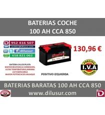 BATERIA 100 AH IZ M3 CCA 850
