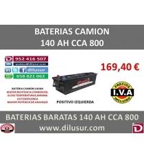 BATERIA 140 AH IZ M3 CCA 800