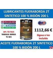 FUERABORDA 2T 200 L