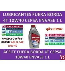 FUERABORDA 4T CEPSA 1 L