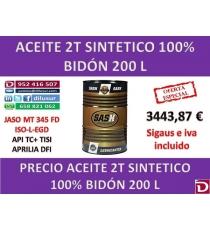 2T SINTETICO 200 L