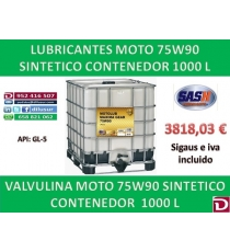 75W90 MOTO 1000 L