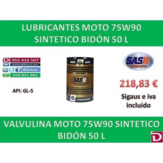 75W90 MOTO 50 L