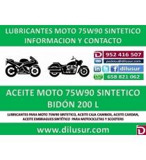 75W90 MOTO 200 L