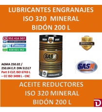 ACEITE ISO 320 200 L