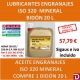 ACEITE ISO 320 20 L