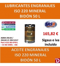 ACEITE ISO 220 50 L