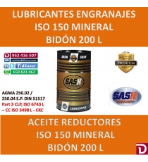ACEITE ISO 150 200 L