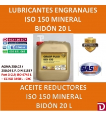 ACEITE ISO 150 20 L
