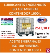 ACEITE ISO 100 1000 L