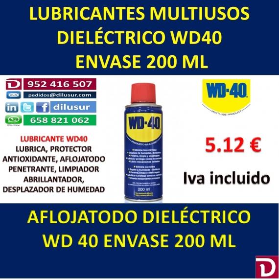 AFLOJATODO WD40 200 ML