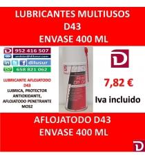 AFLOJATODO D43 400 ML.
