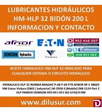 HIDRAULICO HLP 32 200 L