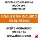 HIDRAULICO HLP 46 20 L
