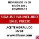 HIDRAULICO HV 68 200 L