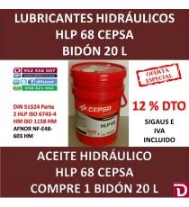 HLP 68 CEPSA 20 L