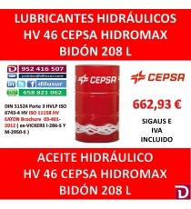 HV 46 CEPSA 208 L