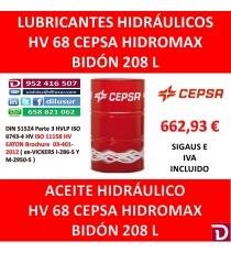 HV 68 CEPSA 208 L