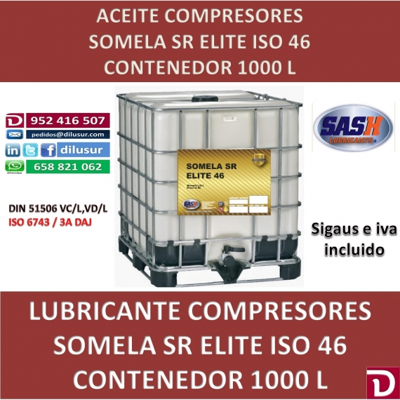 ISO 46 SR 1000 L