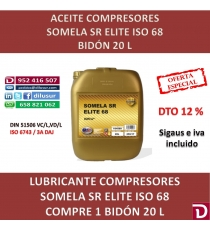 ISO 68 SR 20 L