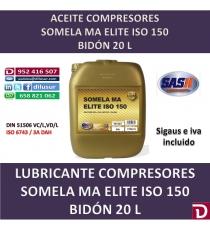 ISO 150 MA 20 L