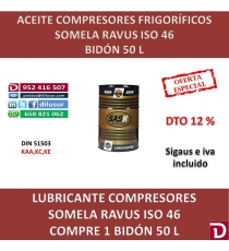 RAVUS ISO 46 50 L