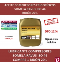RAVUS ISO 46 20 L