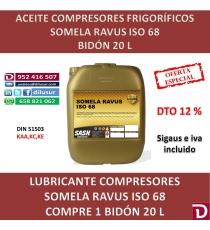 RAVUS ISO 68 20 L