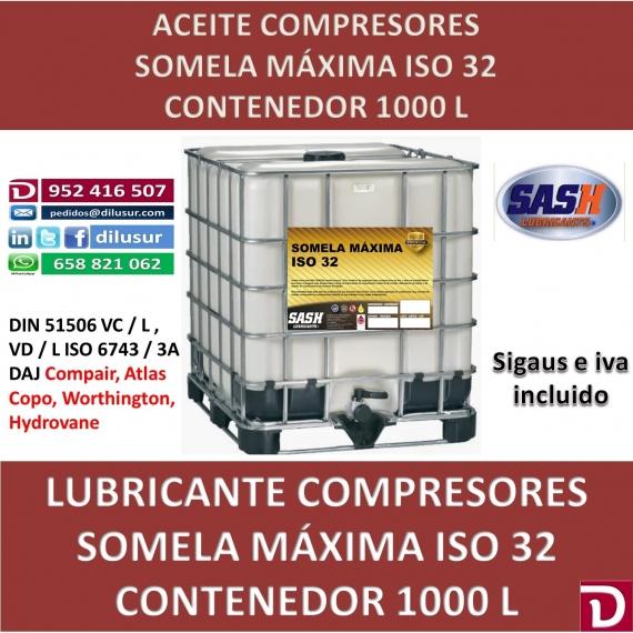 ISO 32 MÁXIMA 1000 L