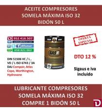 ISO 32 MÁXIMA 50 L