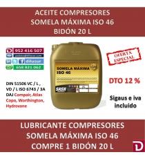 ISO 46 MÁXIMA 20 L