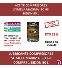 ISO 68 MÁXIMA 50 L