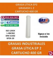 GRASA LITICA EP2  400 GR