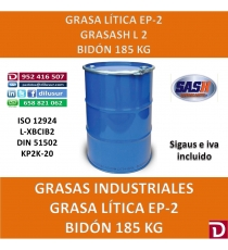 GRASA LÍTICA EP-2 185 KG .