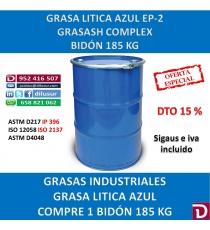 GRASA COMPLEX L2A 185 KG.