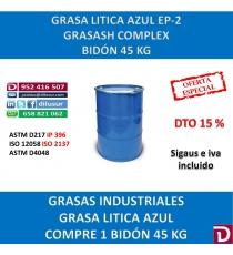 GRASA COMPLEX L2A 45 KG.