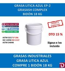 GRASA COMPLEX L2A 18 KG