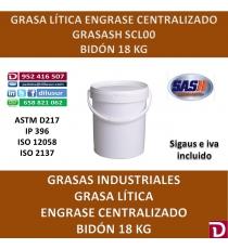 GRASASH SCL00  18 KG