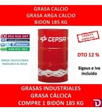 GRASA CALCIO ARGA 185 KG
