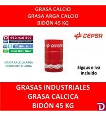 GRASA CALCIO ARGA 45 KG