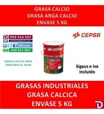 GRASA CALCIO ARGA 5 KG