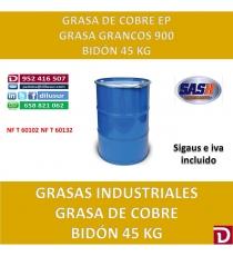 GRASA COBRE GRANCOS 45 KG