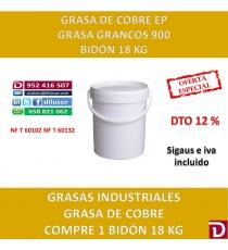 GRASA COBRE GRANCOS 18 KG