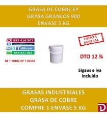 GRASA COBRE GRANCOS 5 KG