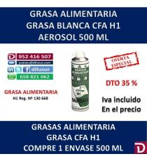 GRASA CFA BLANCA 500 ML