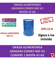 GRASA COMEX NSF H1 45 KG