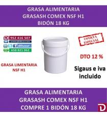GRASA COMEX NSF H1 18 KG